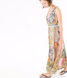 vestido decote gayatri