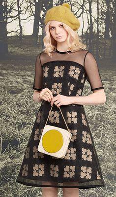 Orla Kiely Fall 2016 Ready-to-Wear Collection Photos - Vogue Mod Fashion, Fashion News, Fashion Show, Paris Fashion, Ctrl C Ctrl V, Autumn Winter Fashion, Fall Winter, 2016 Fashion Trends, Catwalk Collection