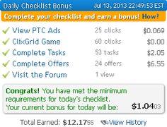 Bei ClixSense anmelden und 10 Dollar am Tag verdienen! http://www.cash-im-web.com/index.php/clixsense-erfahrungsbericht-geld-verdienen-mit-clixsense/