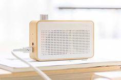 rogeriodemetrio.com: Rádio Bluetooth Speaker Portátil