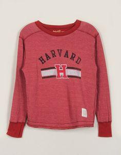 #Boys #Harvard #Sweatshirt by #Retrobrand @Lesters.com