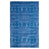 Found it at AllModern - Wyndham Blue Area Rug