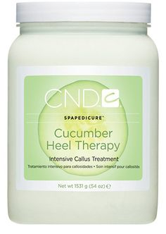 Cucumber Heel Therapy | CND