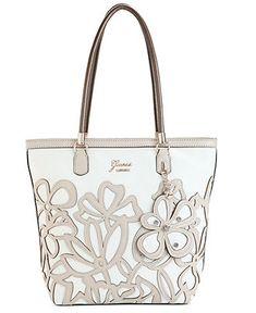 GUESS Handbag, Floren Small Carryall