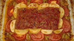 Kebab im Blech – Pratik Tepsi Kebabı