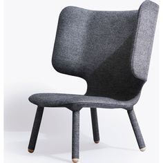 Tembo Lounge Chair | Lounge Chairs, Tembo | Products | Icons of Denmark