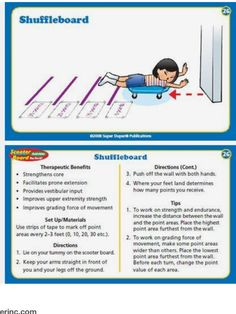 Fun gross motor activity for younger kids?