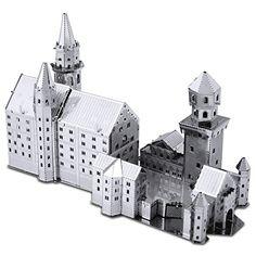 Metal Earth 3D Metal Model - Neuschwanstein Castle Fascinations http://www.amazon.com/dp/B0076C77KG/ref=cm_sw_r_pi_dp_TfEcxb01JE0CD