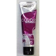 Joico Color Intensity Semi Permanent Hair Color DUO SET - Magenta  #hairmake