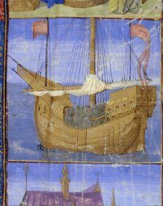 Bibliothèque nationale de France, Français 102, f. 1. Tristan de Léonois (France, c.1470)