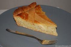 • Pastiera con crema pasticcera - Ricetta Pastiera con crema pasticcera di GnamGnam