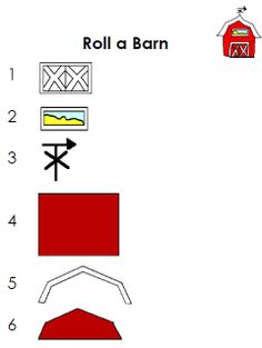 roll-a-barn game