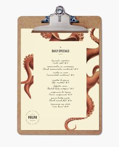 20 Impressive Restaurant Menu Designs - UltraLinx