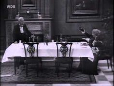 Dinner for One - Freddie Frinton and May Warden. The original 1963 performance of the German Silvester ritual, originally a British music hall sketch.