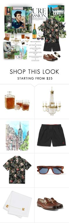 """""""[HWTPG] And if you wanna fight let's start the show 'cause I want you to be mine"""" by alqualonde ❤ liked on Polyvore featuring Domenico Vacca, Ethan Allen, Chanel, Polo Ralph Lauren, Oliver Spencer, Hermès, Gucci, Cartier, men's fashion and menswear"""