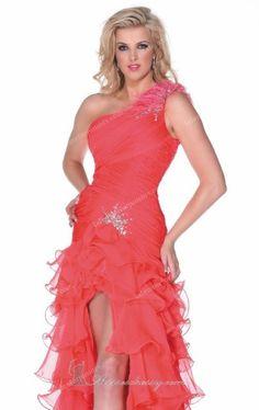 2014 New Strapless Beaded Yellow Princess Chiffon Floor-length Prom/homecoming/quinceanera Dress Sherri Hill 3501 [SH2014_340] - $203.50 : Juniors' Dresses | Cheap Prom Dresses 2014| Homecoming Dresses Discount