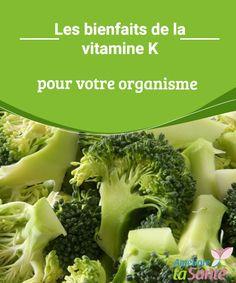 Les bienfaits de la vitamine K pour votre organisme Connaissez-vous réellement tous les bienfaits de la vitamine K ? Cette précieuse vitamine renferme bien des secrets. Super Dieta, Natural Cures, Fitness Nutrition, Vitamins And Minerals, Stay Fit, Vegan Gluten Free, How To Stay Healthy, Broccoli, The Cure