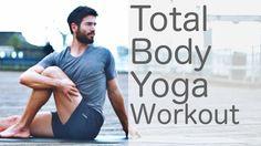 Amazing total body yoga workout #yoga #motivation #exercises