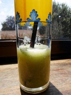 Na cozinha com a Filipa: Sumo de meloa e limão