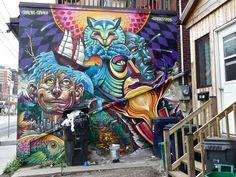 https://flic.kr/p/nW6upU | Toronto 2014 | Clandestinos, Shalak, Smoky