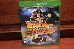 One Back, Back To The Future, Xbox One Games, Game Sales, Baseball Cards, Awesome