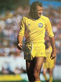 Lufc Leeds United Football, Leeds United Fc, Football Boots, Football Jerseys, Frank Worthington, The Damned United, Sports Stars, Sport Man, The Past