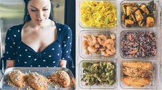 """No more crash diets: Laura Prepon cooks up a healthy meal from """"The Stash Plan"""""""