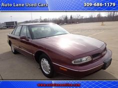 Cars for Sale: 1998 Oldsmobile 88 in Peoria, IL 61604: Sedan Details - 396237137 - Autotrader
