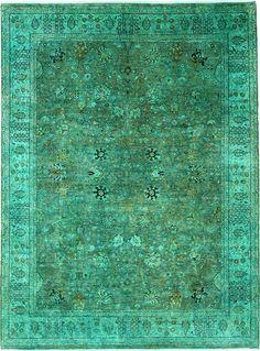 Seafoam rug