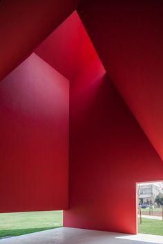 FAT : Maison des Arts de Miranda do Corvo - ArchiDesignClub by MUUUZ