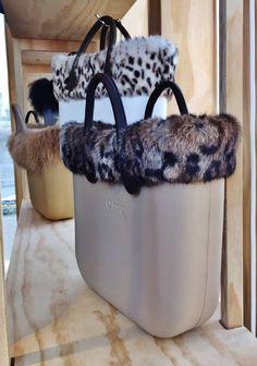 O BAG MILANO CORSO ITALIA 11 Leather Craft, Leather Bag, Animal Print High Heels, Fur Bag, Denim Crafts, Handbag Accessories, Purses And Bags, Shoulder Bag, Handbags