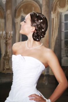 #PatrickCameron Pure Collection 2007 #Bridal Hair http://www.patrick-cameron.com