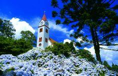Igreja do Relógio, Gramado, Brazil