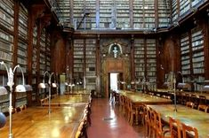 Biblioteca Marucelliana. Firenze Construction Services, Hospitality, Conference Room, Firenze, Furniture, Restaurants, Gallery, Home Decor, Bookstores