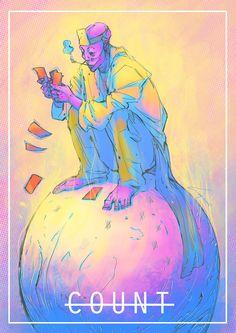 count, Luay Garwan on ArtStation at https://www.artstation.com/artwork/count-579ca5f3-54a9-45fd-aeaf-676fe6714787