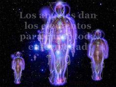 Los angeles dan los elementos para curar toda enfermedad- Maestro Adiel