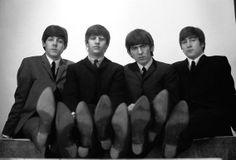 Jean-Marie Perier - The Beatles (Shoes), Paris, 1964