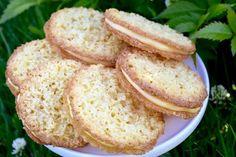 Byt ut till havreflarn m kolakräm Cookie Cake Pie, Cookie Desserts, No Bake Desserts, Cookie Recipes, Dessert Recipes, Bagan, Swedish Cookies, Us Foods, Swedish Recipes