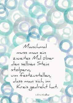 Quote - Lettering http://www.silart.de/blog