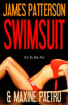 james patterson books | james patterson swimsuit book cover