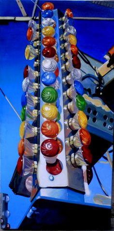 luluzinha kids ❤ parque de diversões - Fair Bling