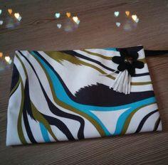 Portföy kumaş çanta yapımı