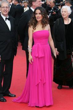 Salma Hayek - Cannes 2014