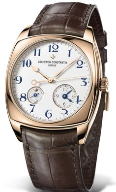 Vacheron Constantin Harmony Dual Time PG - Perpetuelle