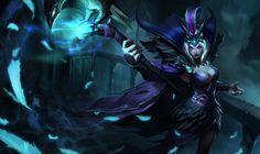 Surrender at 20: 10/3 PBE Update: Ravenborn LeBlanc, Underworld Wukong, and Cho'Gath splash arts