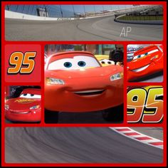 The Animated Pixie — Lightning Mcqueen❤️