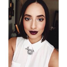 nyx transylvania matte lip