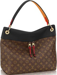 Things just keep getting better and better for the Louis Vuitton Tuileries Bag as it now comes in a new and improved Hobo version. Ladies, make way for the Louis Vuitton Tuileries Hobo Bag. Isn't s…