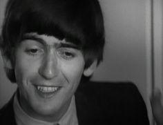George Harrison<3 (cute!) (Bing Images!)