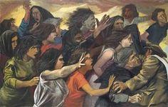 129. Le donne dei minatori
